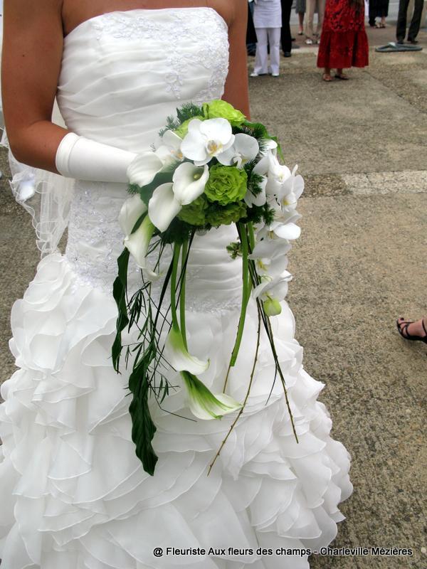 Votre fleuriste Aux Fleurs des Champs propose des bouquets et des compositions florales avec livraison sur Charleville Mézières et les Ardennes